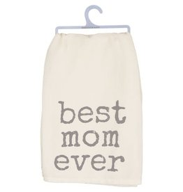 Dish Towel - Best Mom Ever 38512