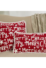 "Merry Christmas Pillow 13""x20"" - 8801.R1320BP"