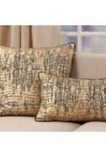 "Animal Foil Print Pillow 14""x22"" - 9917.GL1422BP"