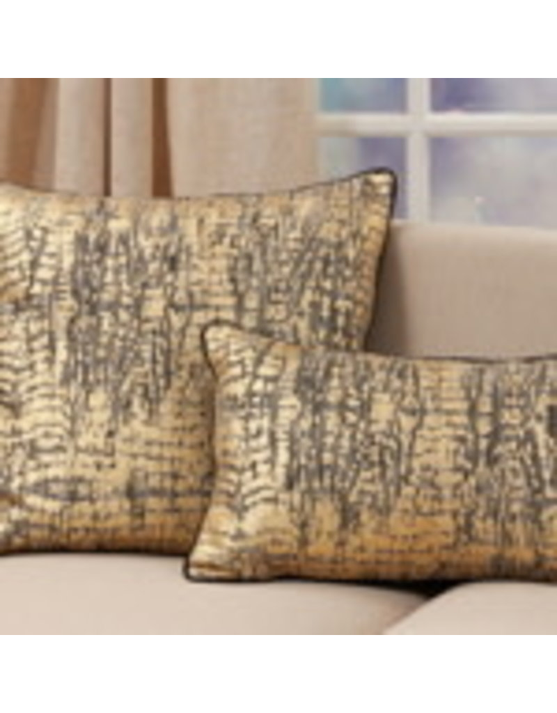 "Animal Foil Pillow 22"" SQ - 9917.GL22SP"