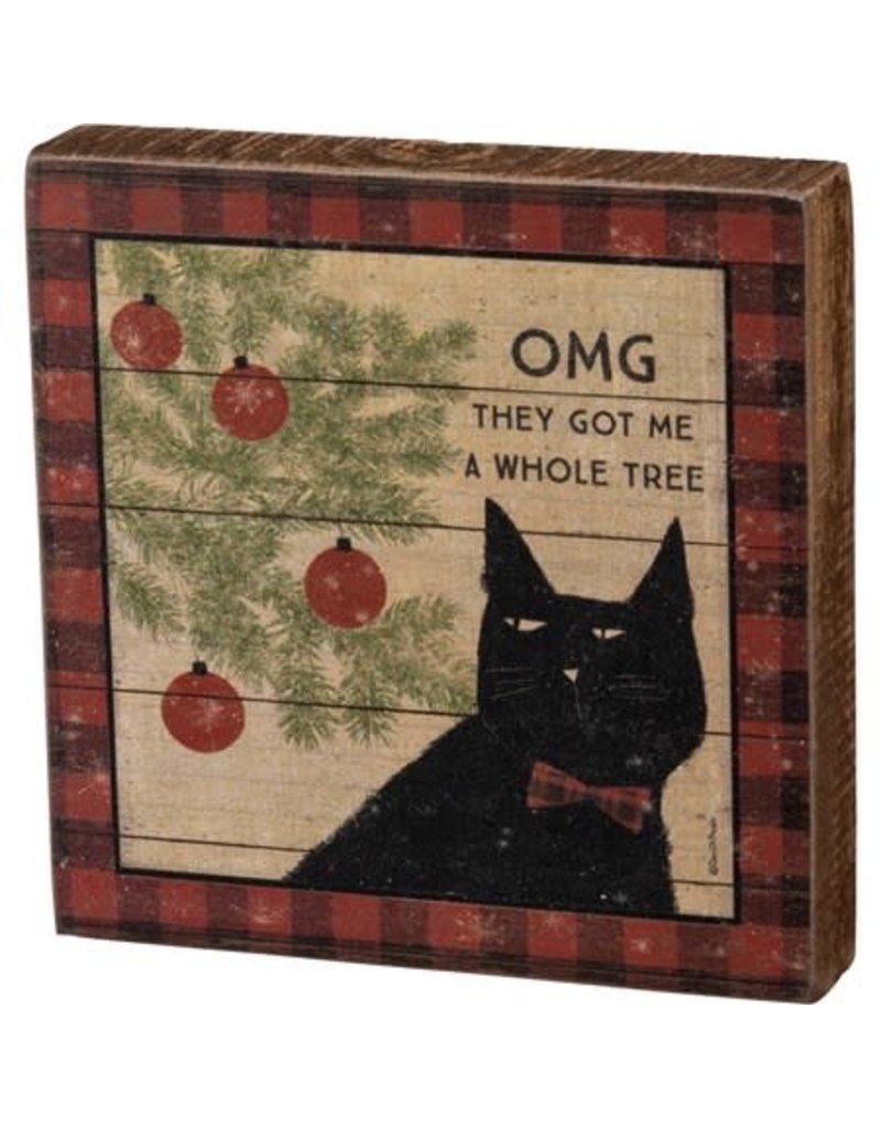 Box Sign - Whole Tree 103572