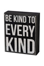 Box Sign - Every Kind 104100