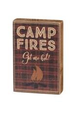 Box Sign - Get Me Hot 106091