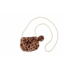 Brown Leopard Purse - 10010068B