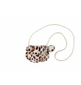 Tan Leopard Purse - 10010068T