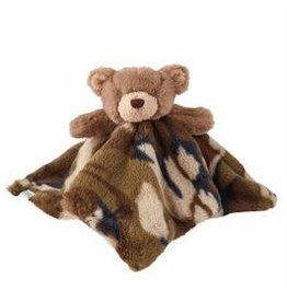 "Camp Bear Plush  11""x6"" - 12110210"