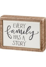 Box Sign - Has A Story 108320