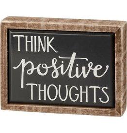 Box Sign - Positive 108367