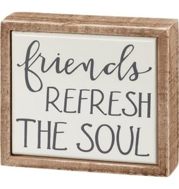 Box Sign - The Soul 108368