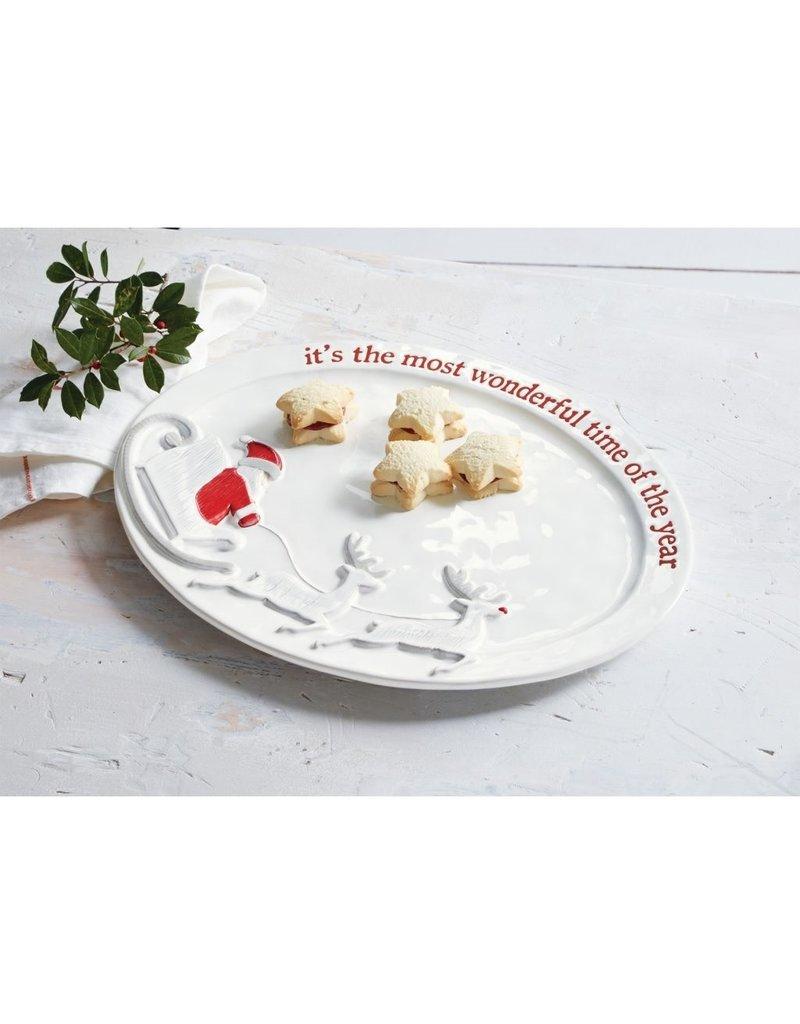 Sleigh platter 4075156