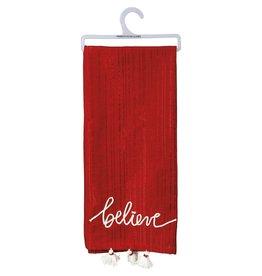 Dish towel believe 105196