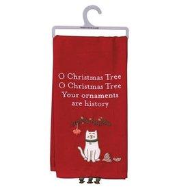 dish towel - ornaments 106680