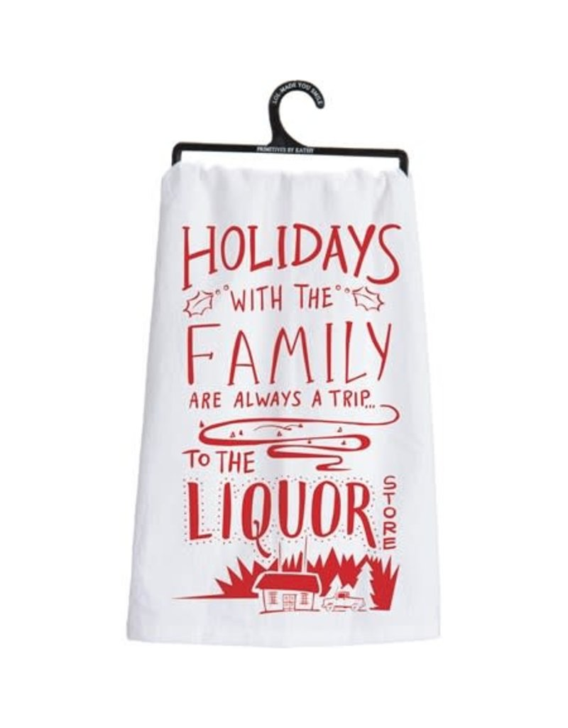 Dish Towel - Liquor Store 25529