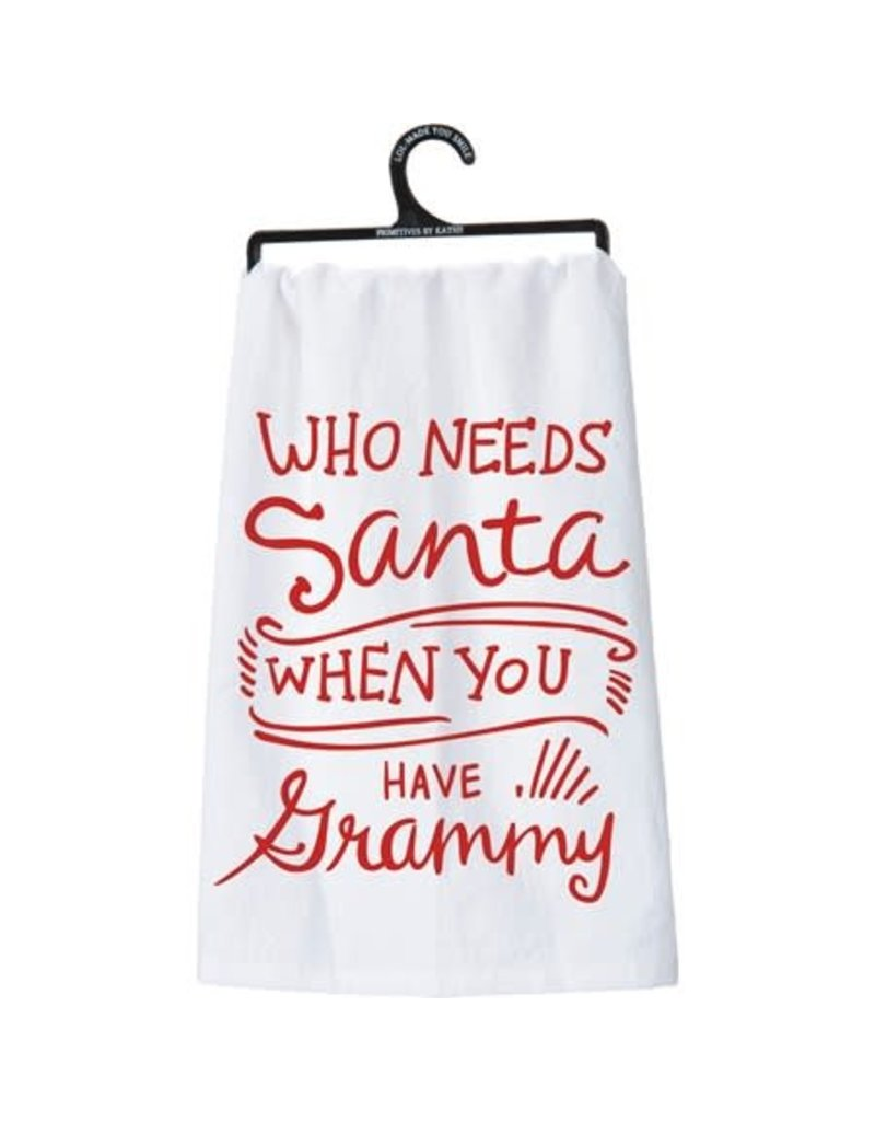 Dish Towel - Have Grammy 25946
