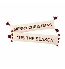 Merry Christmas Buffalo Check pillow 41600375m