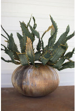 Antique Verdigris Planter NDE 1333