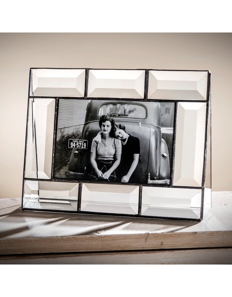 4 x 6 horizontal beveled framePIC 112 46h