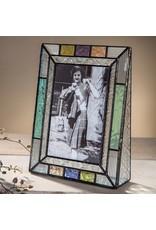 4 x6 English muffle pastel verticle framepic 372-46v
