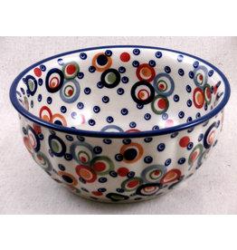 Fluted bowl unikat f18