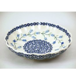 "Scalloped dish traditional 7.75"" m-101"