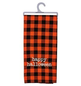 Happy Halloween dish towel 106517