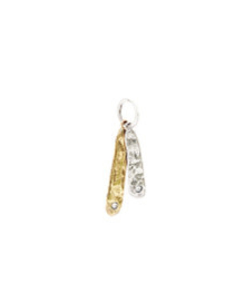 WAXING POETIC Together afar couplet br/ss/swarovski