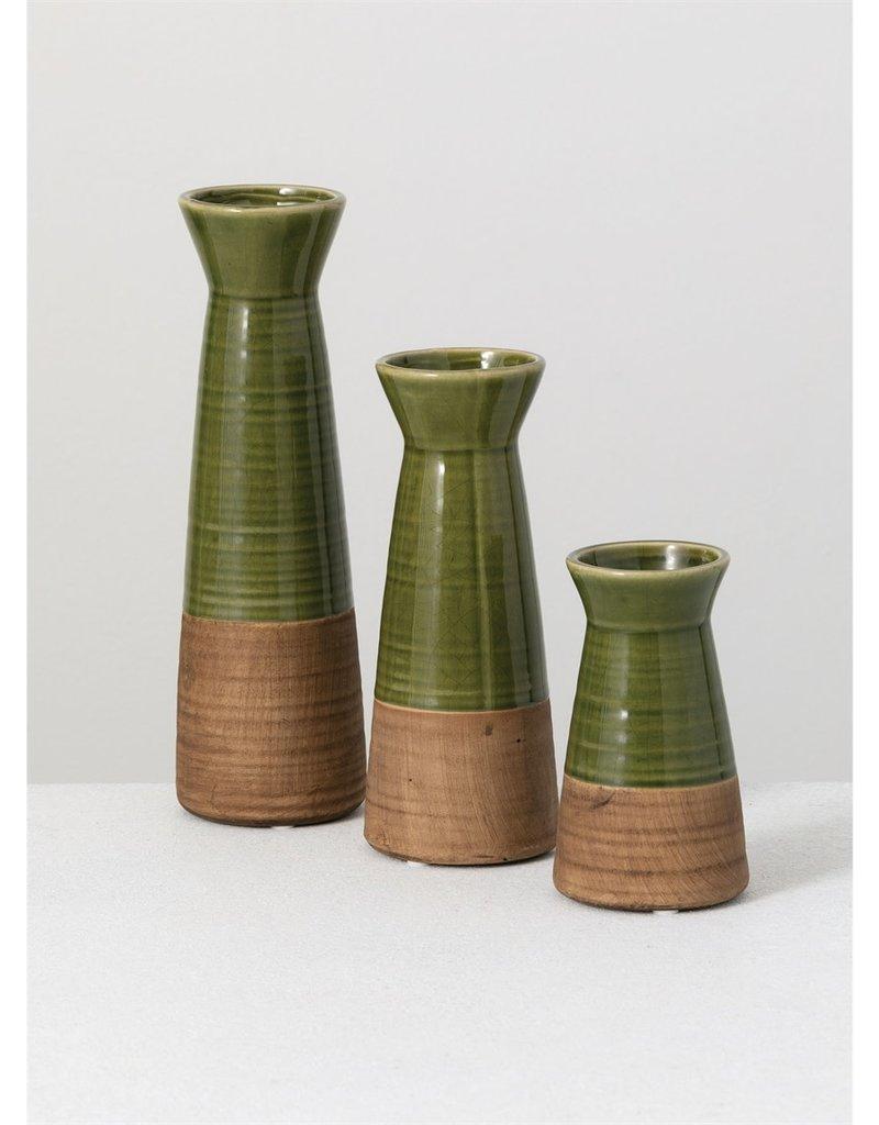 Green Vase cm2929