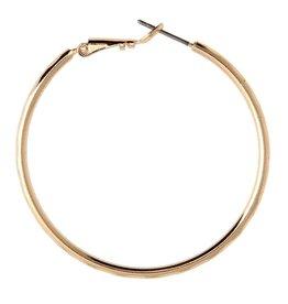 Wire Hoop Earring AE20007G