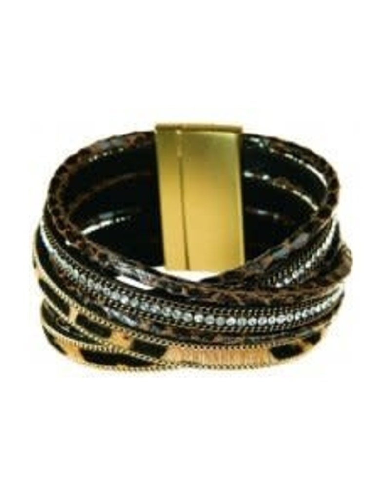 none Magnetic Cuff Bracelet MB18