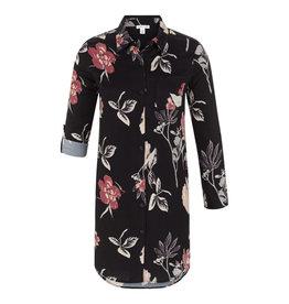 Tribal Ashwood rolled-up sleeve shirt dress 61610