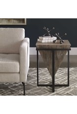 UTTERMOST BERTRAND ACCENT TABLE 24864