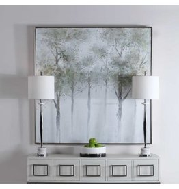 UTTERMOST Calm Forest hand Painted Canvas 35371