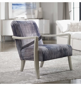 UTTERMOST Watercolor Accent Chair 23587