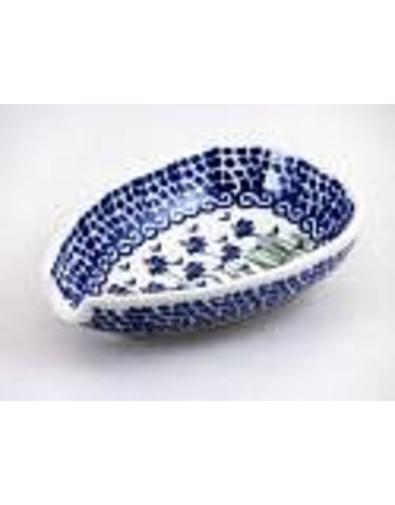 Traditional spoon rest p-093