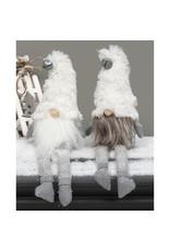 "Gnome Furry Hat W/Legs 16"" R7692"
