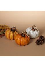 "Resin Harvest Pumpkin 4.7"" 2484350"