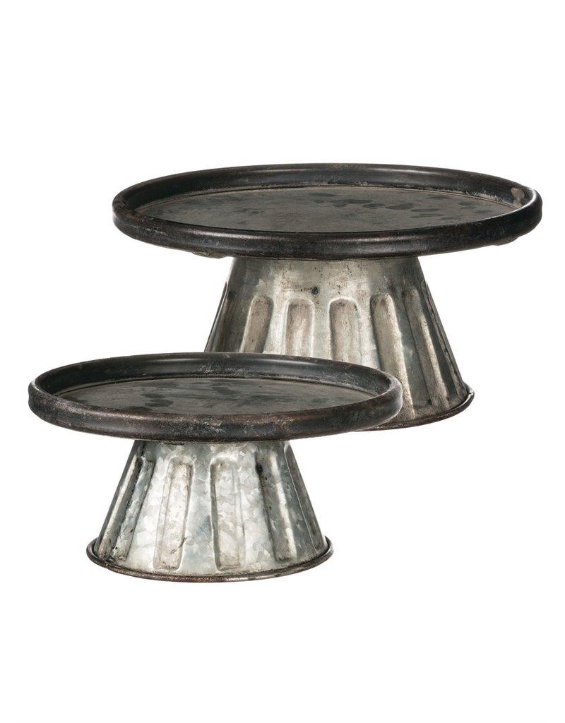 """12 """" round pedestal stand"""
