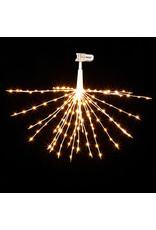 """L4015260 18"""" Starburst w/175 Warm White Lights ( no remote)"""