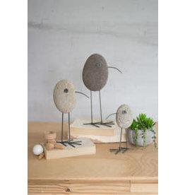 Rock & wire shorebird