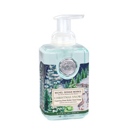 Christmas Snow Foaming Soap FOA344