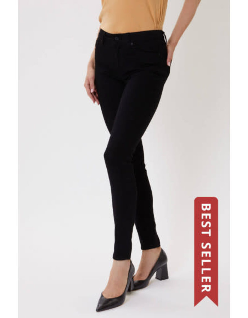 Kancan Gemma high rise super skinny kc6009bk