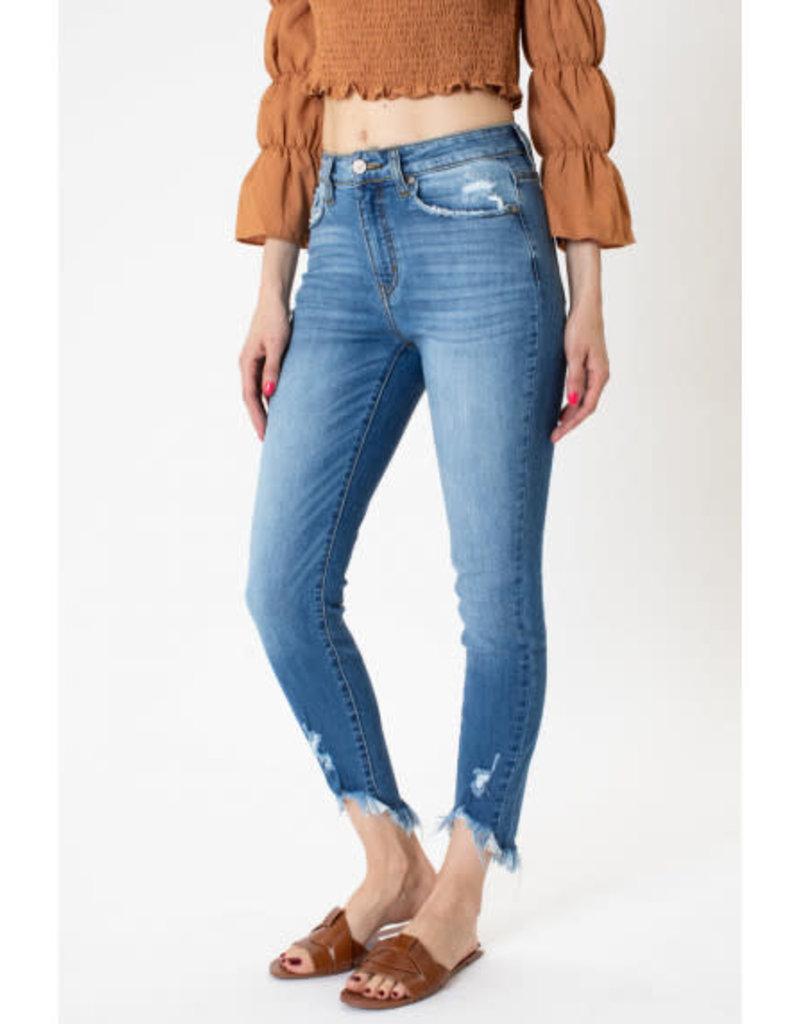 Kancan Gemma high rise r&b skinny jeans kc8395m