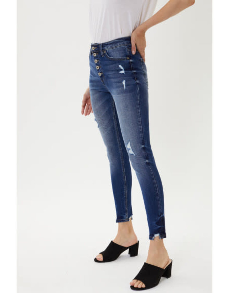 Kancan Expose high rise ankle skinny kc7139m