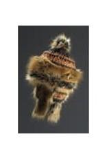 Villagehouse Bayka hat black/tawney