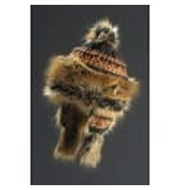 Villagehouse Bayka hat black/tawney 12007-g