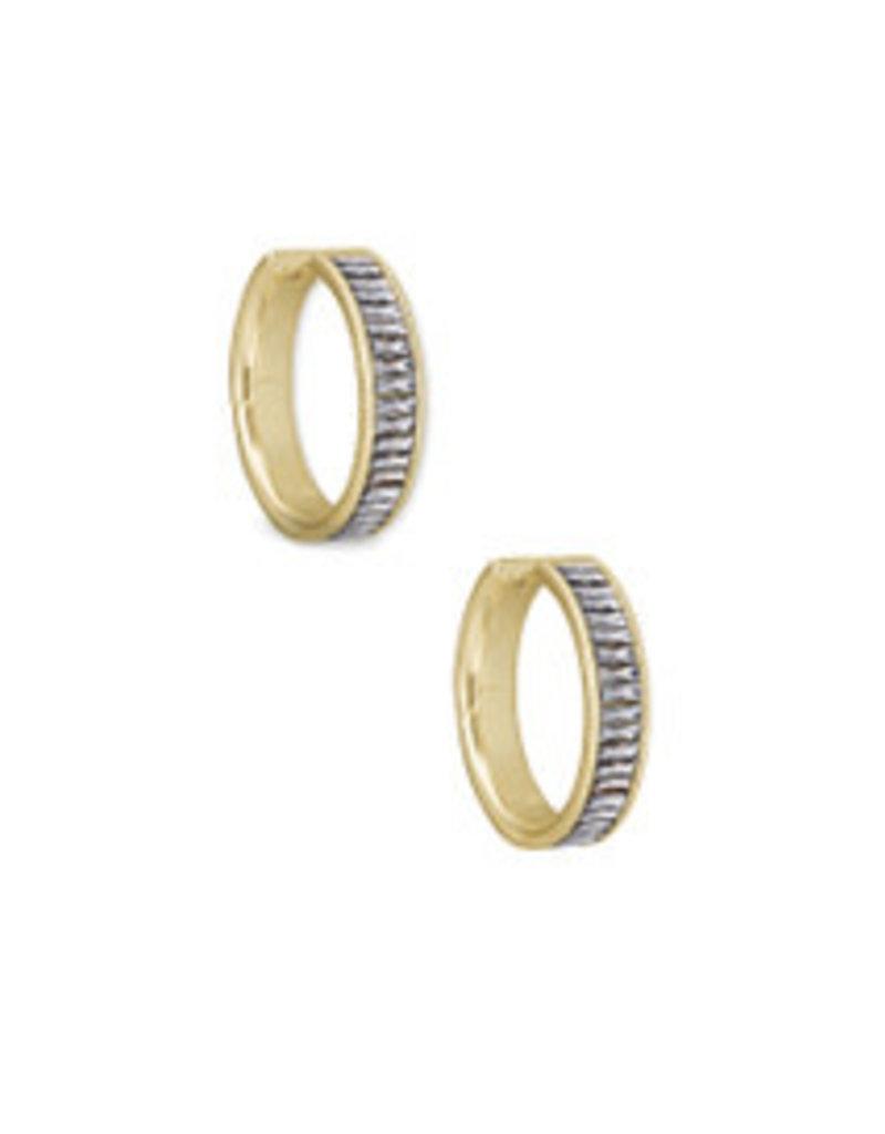 KENDRA SCOTT Jack hoopearrings gold clear crystal 4217704645