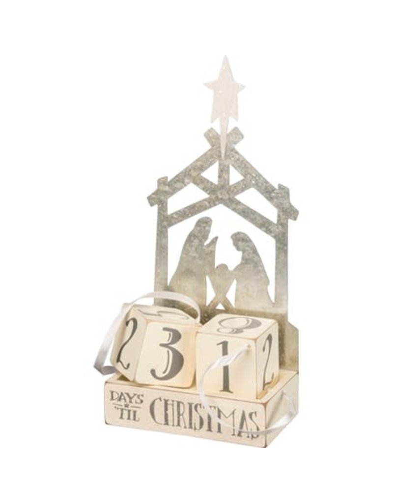 none Nativity block countdown 32708