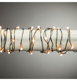 10 ft led string lights warm 45381