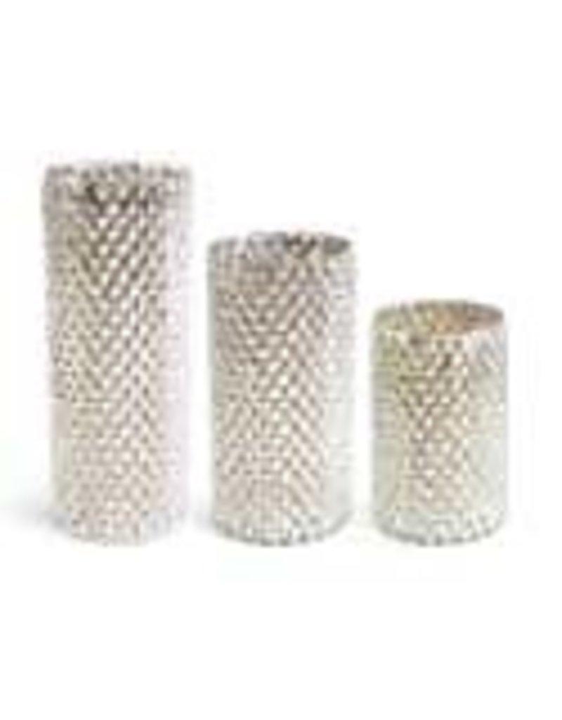 Hobnob antique gold vase 16961a