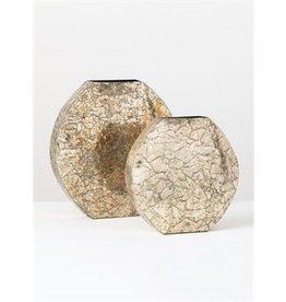 mosaic vase met1573